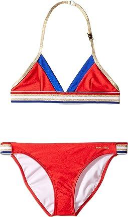 Little Marc Jacobs - Two-Piece Swimsuit (Little Kids/Big Kids)