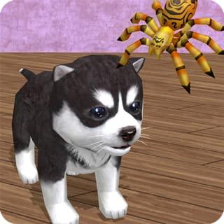 Cu Pup Big Bug Adventure Time