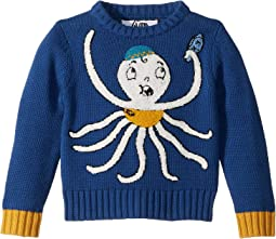 Baby Octopus Sweater (Infant/Toddler)