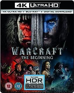 Warcraft [4K Ultra HD] [Blu-ray]