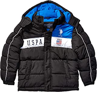 U.S. Polo Assn. Boys' Big Bubble Jacket (More Styles Available)