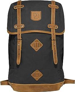 """Fjallraven, Rucksack No. 21 Large Backpack, Fits 17"""" Laptops, Dark Grey"""