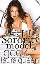 The Sleeping Sorority Model and the Geek (Erotic Sleep Roleplay Book 3)