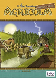 Agricola - Farmers of the Moor 2017 Revised