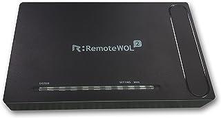 RSUPPORT (アールサポート) |遠隔地パソコンを電源ONできる 遠隔PC電源管理装置 WOL(Wake-On-LAN) | RemoteWOL2 本体