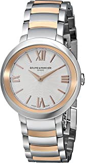 Baume & Mercier - Baume&Mercier M0A10159_wt Reloj de pulsera para mujer