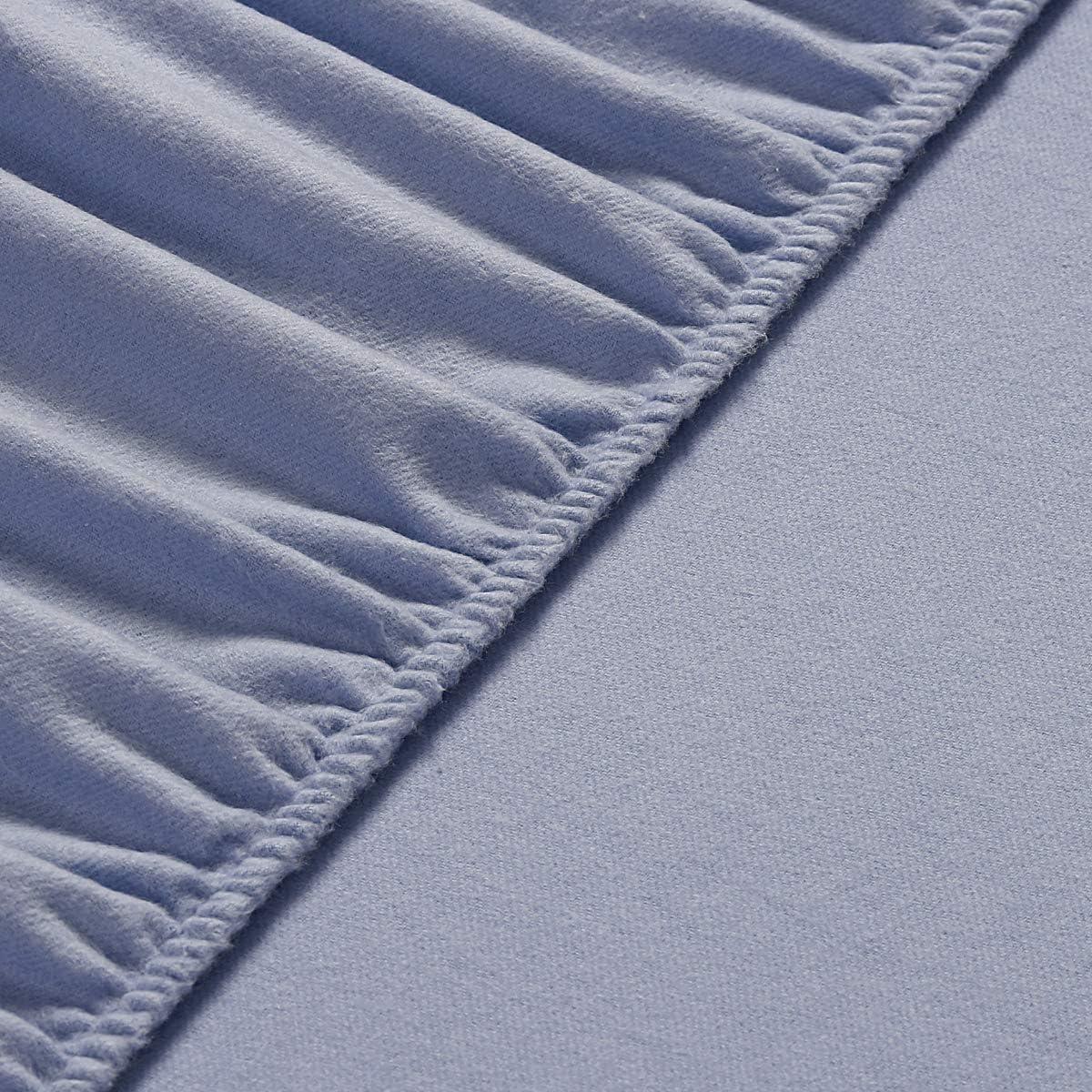 Caressant /& Chaud Ecru Toucher veloute Velvet Flannel Lot de 2 taies d/'Oreiller 100/% Flanelle De Coton Tissage tr/ès raffin/é Doux 50x70 cm Bed Couture