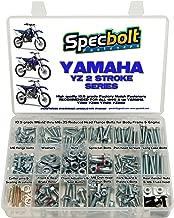 250pc Specbolt Bolt Kit for Yamaha YZ 80 85 125 250. for Maintenance Upkeep and Partial Restoration. OEM Spec Fasteners YZ80 YZ85 YZ125 YZ250