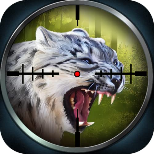 Alaska Hunting 3D - Snow Safari Shooting: Winter animal chase and extreme hunter adventure: try to survive during the ice season, follow the wildlife creatures, shoot with a rifle and catch the prey