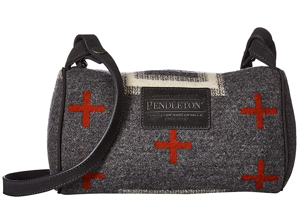 Pendleton - Pendleton Crossbody Purse with Leather Strap