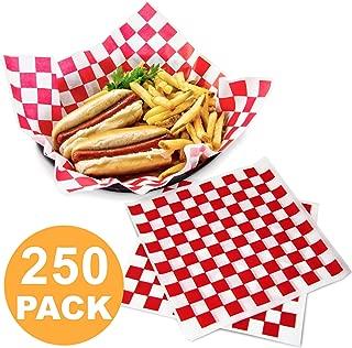 Deli Paper Sheets Sandwich Wrap Paper - 12x12