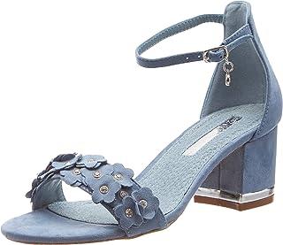 XTI 32032, Zapatos con Tira de Tobillo para Mujer
