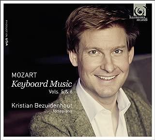 モーツァルト : 鍵盤楽器のための作品集 第5集&第6集 Mozart : Keyboard Music Vols. 5 & 6 / Kristian Bezuidenhout fortepiano  輸入盤・日本語解説付