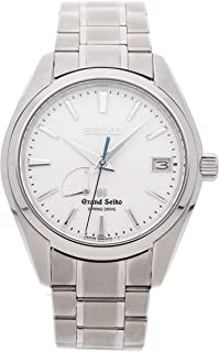 Grand Seiko Spring Drive Spring Drive Silver Dial Mens Watch SBGA011 (Certified Pre-Owned)