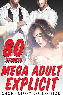 MEGA ADULT EXPLICIT SHORT STORY COLLECTION - 80 STORIES