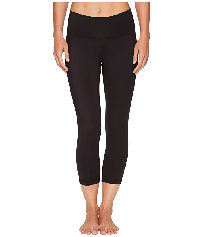 adidas Believe This High-Rise 3/4 Tights (Black) Women