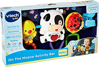 VTech Baby On the Move Activity Bar Multi Color, 185603