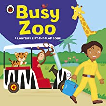 Lift the Flap Busy Zoo (Lift the Flap Book)
