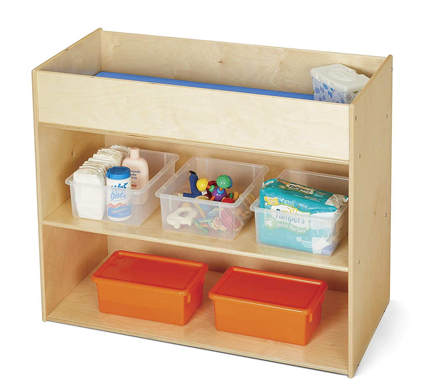 In stock Inventory cleanup selling sale Jonti-Craft YoungTime 7144YT Table Changing