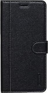 Kaiyue Flip Cover for Xiaomi Redmi Note 8 Pro, Black