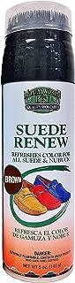 Moneysworth & Best Suede Renew Dye, 5 Ounces, Medium Brown