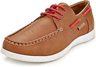 Men's Max-01 Lace-Up Oxford Boat Shoes