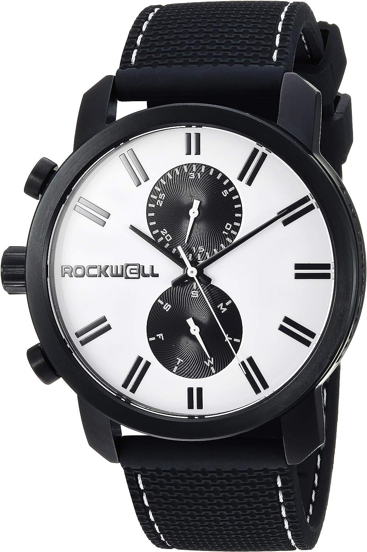 Rockwell Time AO10801 Apollo Black White Men's Watch