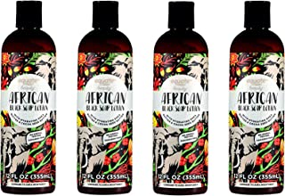 is equate african black soap good