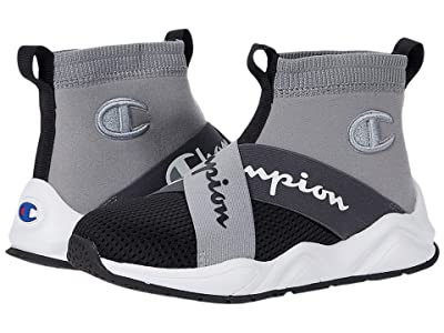 Champion Kids Rally Crossover (Little Kid) (Concrete/Black) Kid
