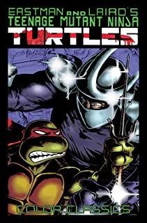 Teenage Mutant Ninja Turtles Color Classics, Vol. 2 (TMNT Color Classics)