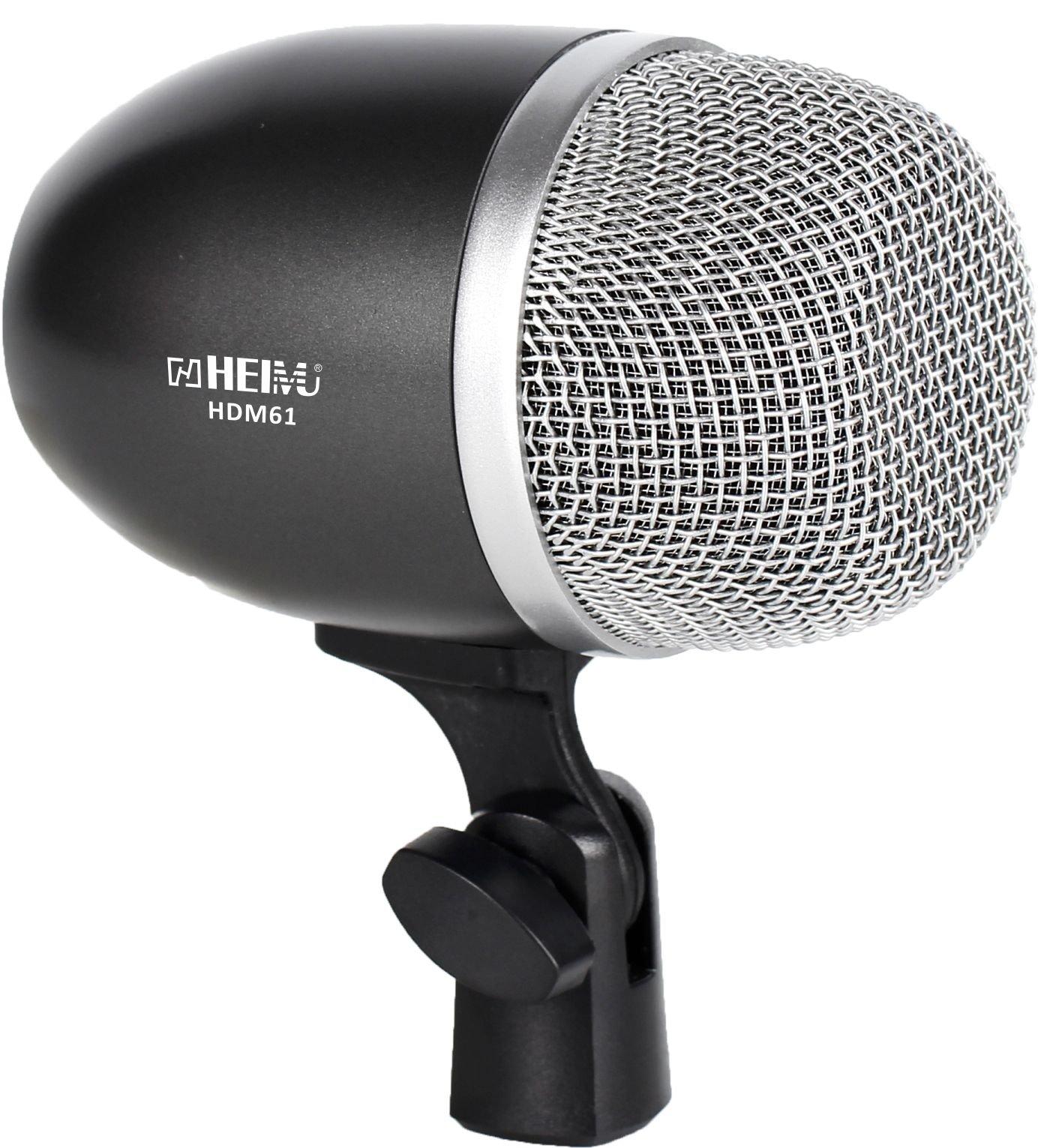 Heimu Bass Drum Microphone Big