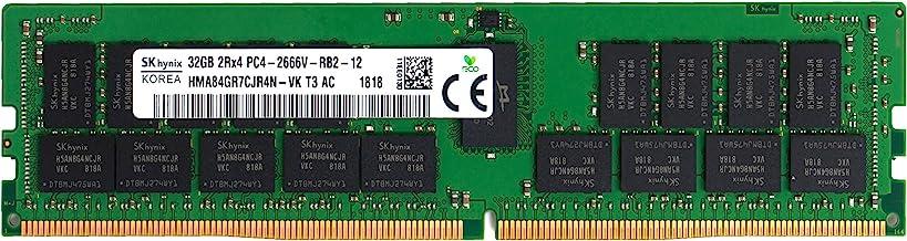 SK HYNIX 32GB PC4-2666V-R DDR4 Registered ECC 2RX4 Memory RDIMM HMA84GR7CJR4N-VK