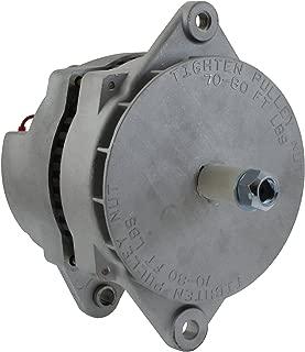 New Premium USA! Built Alternator fits Isotta Fraschini Marine ID32 1983-1993, Timberjack 2618,2628 8.3L 608 5.9L 1983-1993 DAF Marine 1974-1984 10-296 10-446 8LHA3025 8LHA3025P OD20382 60150