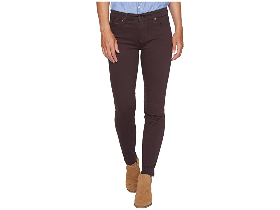 Agave Denim Harlowe Twill Skinny Fit in Shale (Shale) Women's Jeans