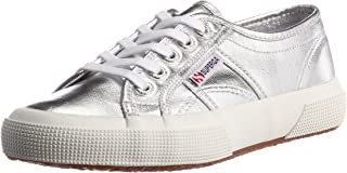 Superga Cotmetu Classic 2750 - Silver Womens Trainers 5.5 UK