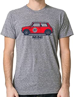 GarageProject101 Classic Mini Cooper S Side T-Shirt
