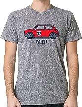 GarageProject101 Classic Mini Cooper S Side T-Shirt