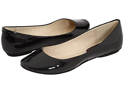 Kenneth Cole Reaction Slip On By (Black Patent) Women