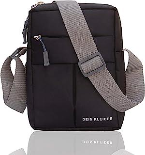 DEIN KLEIDER Nylon Messenger Bag