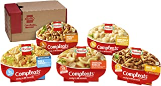 Hormel Compleats - Portion Control Variety Pack - Microwave Meals - No Refrigeration Needed (5 Pack)