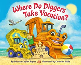 Where Do Diggers Take Vacation?