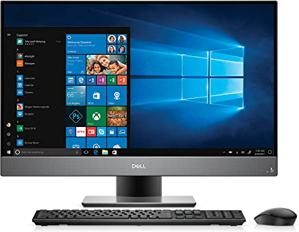 "Dell i7777-7569SLV-PUS Inspiron 27"" Infinity Touch Display - 8th Gen Intel Core i7 Processor - 16GB Memory - 256GB SSD+1TB HDD - NVIDIA GTX 1050, Silver"