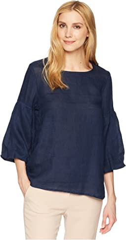 3/4 Lantern Sleeve Top