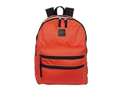 Vans Schoolin It Backpack (Paprika) Backpack Bags