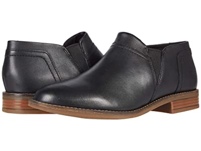 Clarks Camzin Mix (Black Leather) Women