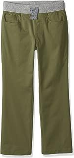 Amazon Brand - Spotted Zebra Boys' Toddler & Kids Knit Waistband 5-Pocket Pants