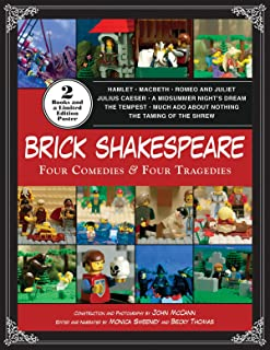Best lego brick shakespeare Reviews