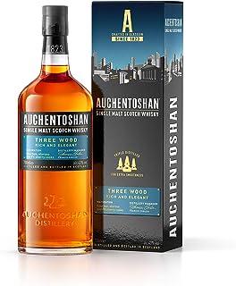 Auchentoshan THREE WOOD Single Malt Scotch Whisky 1 x 0.7 l