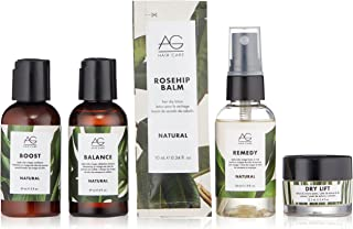 AG Hair Natural Healthy Hair Starter Kit