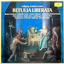 Mozart: Betulia Liberata [Vinyl Schallplatte] [3 LP Box-Set]
